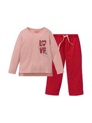 Піжама: джемпер і штани | 5502981