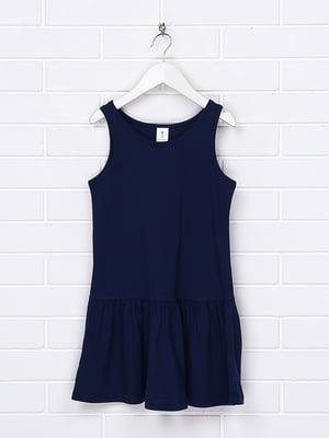 Сукня синя | 5503139