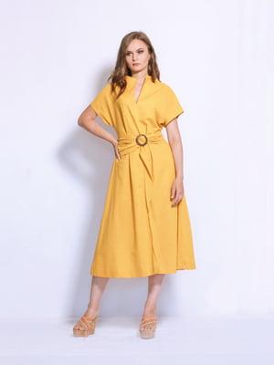 Сукня жовта | 5503811