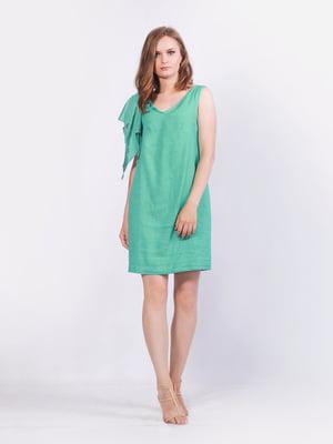 Платье цвета морской волны | 5503832