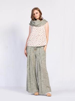 Костюм: брюки и топ | 5503834