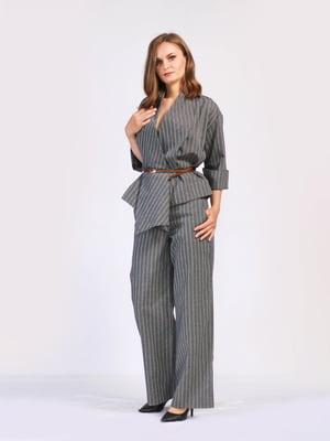 Костюм: жакет і штани | 5503841