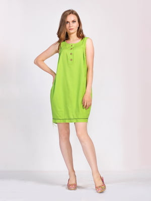 Сукня салатового кольору | 5503854