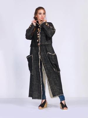 Пальто черное | 5503857