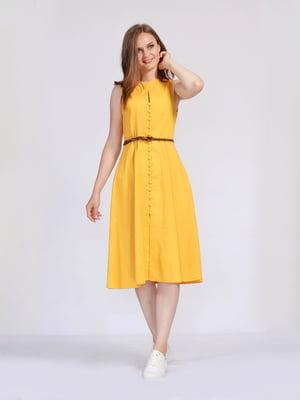 Сукня жовта | 5503874