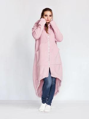 Плащ розовый | 5503883