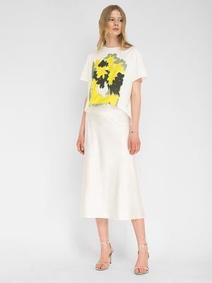 Комплект: футболка и юбка | 5504179