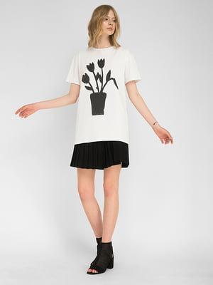 Комплект: футболка и юбка | 5504180