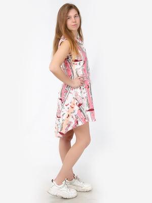 Платье в принт | 5504673
