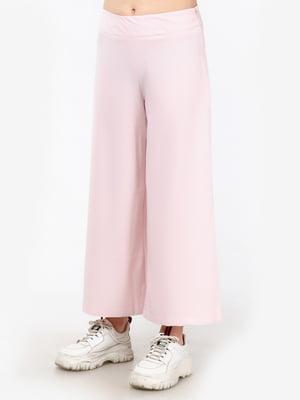 Кюлоты розовые | 5504677