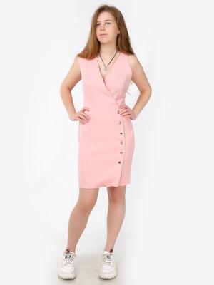 Сукня рожева | 5504687