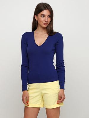 Пуловер фиолетовый   5507286