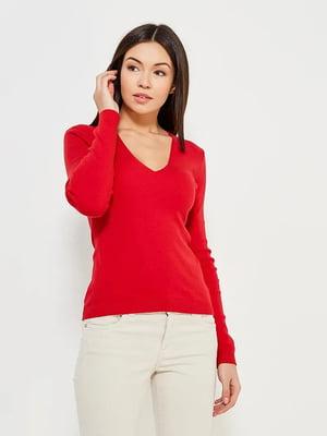 Пуловер червоний | 5507290