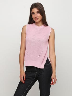 Жилет розовый   5507294