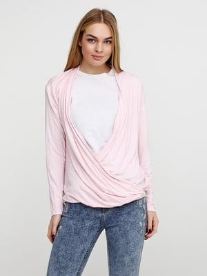 Лонгслів рожевий | 5507320