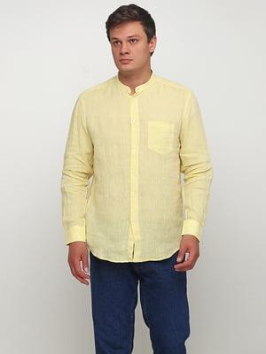 Сорочка жовта | 5507366