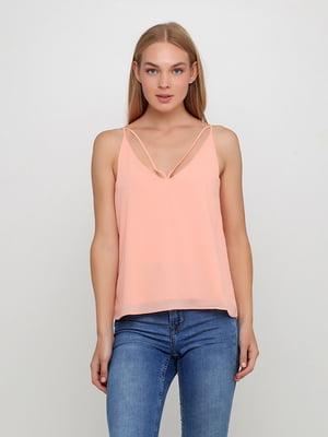 Топ персикового кольору   5507384