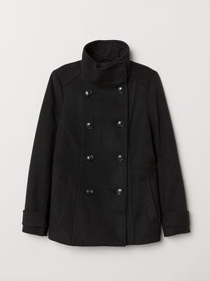 Пальто чорне | 5507497