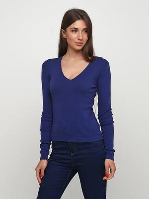 Пуловер фіолетовий | 5507553