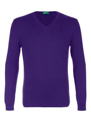 Пуловер фиолетовый | 5507562