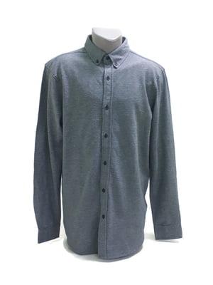 Рубашка серая | 5507650