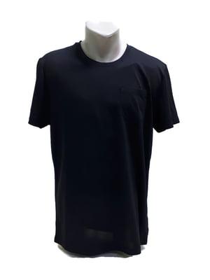 Футболка спортивная черная | 5507655