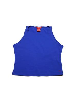 Топ синій | 5507701