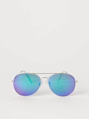 Очки солнцезащитные | 5507735