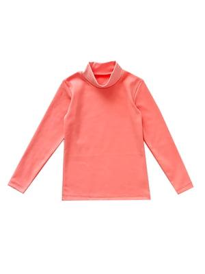 Водолазка цвета персика | 5508973