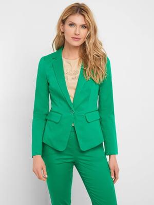 Жакет зеленый | 5508024