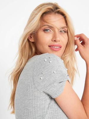 Блуза сіра   5508044