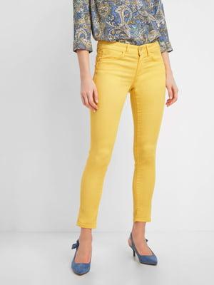 Штани жовті   5508055