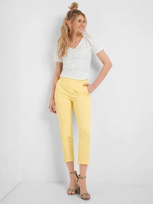 Штани жовті   5508057