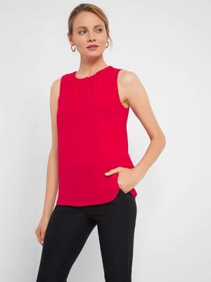 Блуза красная | 5508107