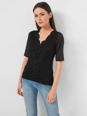 Блуза чорна | 5508143