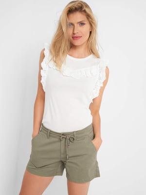 Блуза белая   5508149