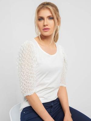 Блуза белая   5508153