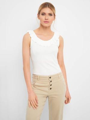 Блуза белая   5508157