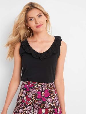 Блуза чорна | 5508177