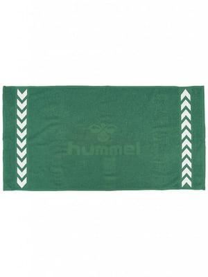 Полотенце зеленое махровое | 5508993