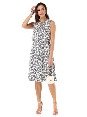 Платье в принт | 5361073