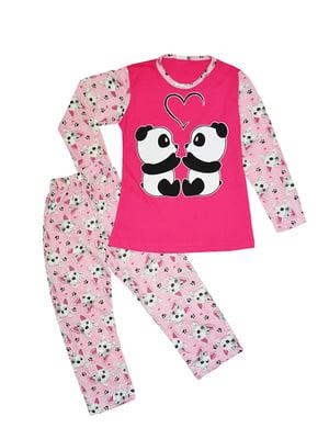 Піжама: джемпер і штани | 5509674