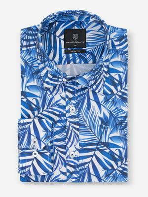 Сорочка в принт | 5509928