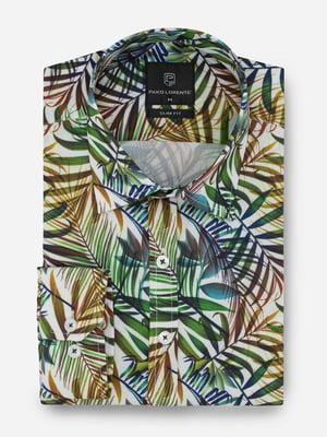 Сорочка в принт | 5509929