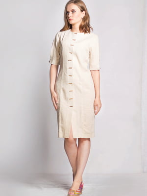 Сукня бежева | 5509930