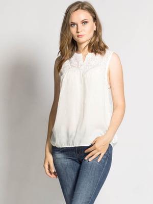 Блуза белая | 5509944