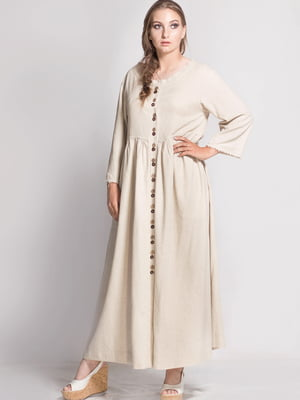 Сукня бежева | 5509945