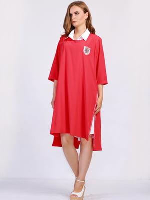 Комплект: рубашка и платье-накидка | 5509936