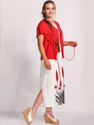 Комплект: сукня і накидка | 5509955
