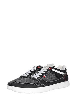 Кроссовки черные | 5498120